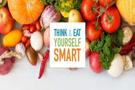 Eat Yourself Smart! Superfood for Your Brain