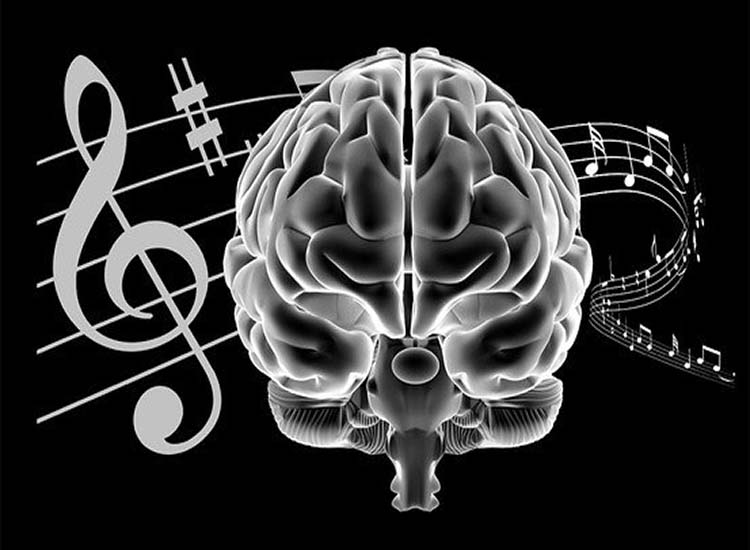 The Healthy Effect of Music on the Brain