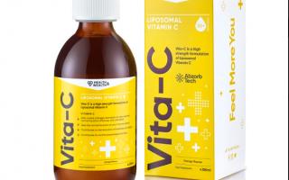 The Top 5 Benefits Of Vitamin C